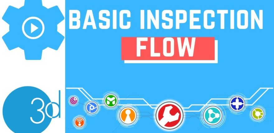 A Basic Inspection Flow in PolyWorks®