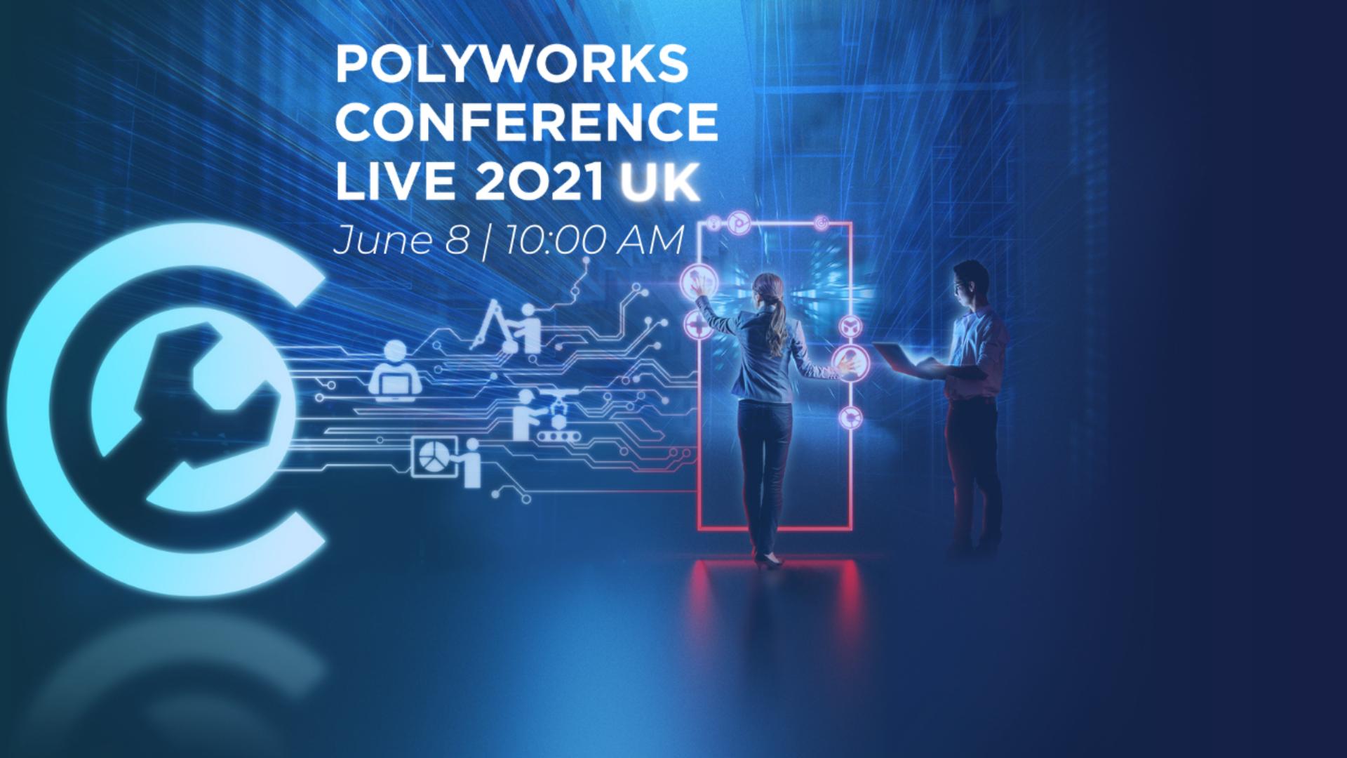 PolyWorks® Conference Live 2021 UK